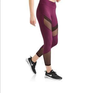 Sport Mesh Women Leggings